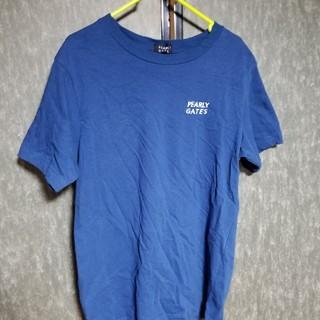 パーリーゲイツ(PEARLY GATES)のパーリゲイツのTシャツです(Tシャツ/カットソー(半袖/袖なし))