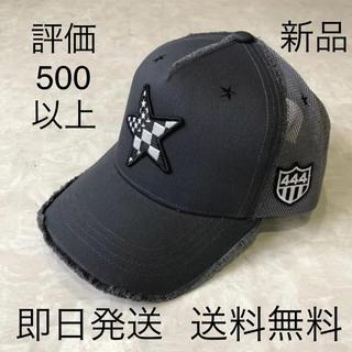 YOSHINORI KOTAKE - 送料込み グレー ヨシノリコタケ キャップ スター 444 国内正規品