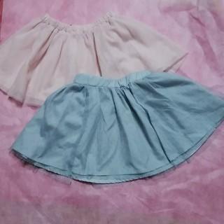 ベビーギャップ(babyGAP)のGAP  babyGAP  子供服(スカート)