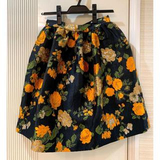 エムエスジイエム(MSGM)の定価7万以上❤️新品タグ付 MSGM ジャガードスカート(ひざ丈スカート)