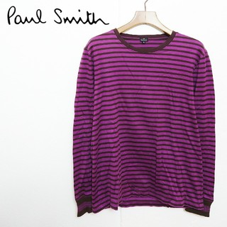 ポールスミス(Paul Smith)のPaul Smith ポールスミス ボーダーカットソー(Tシャツ/カットソー(七分/長袖))