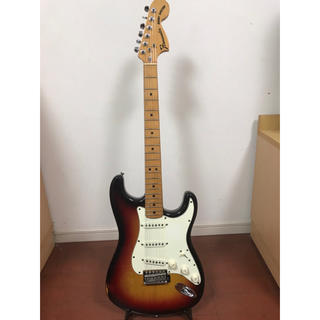 フェルナンデス(Fernandes)の【値下げしました】フェルナンデス1976製ストラト(エレキギター)