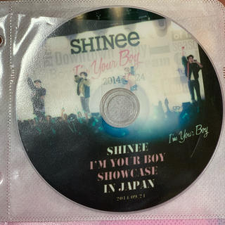 シャイニー(SHINee)のSHINee DVD 2枚セット(K-POP/アジア)