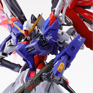BANDAI - METAL BUILD デスティニーガンダム SOUL RED Ver.