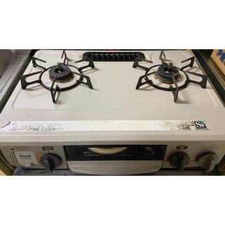 リンナイ(Rinnai)のやまぶきさま グリル付きガステーブル(調理道具/製菓道具)