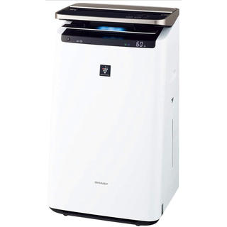 シャープ 加湿 空気清浄機 プラズマクラスター NEXT(50000)プレミアム