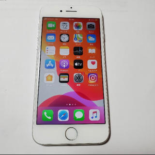 iPhone - iPhone7 128GB Silver 国内版Simフリー