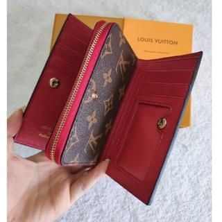 LOUIS VUITTON - ♥国内即発&送料無料♥ 限定 セール♬ルイヴィトン、折り財布☆小銭入れ 超美品
