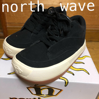 VANS - Yesterday Tomorrow × north wave エスプレッソチリ