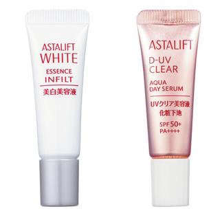 ASTALIFT - アスタリフト♡美白美容液と化粧下地セット