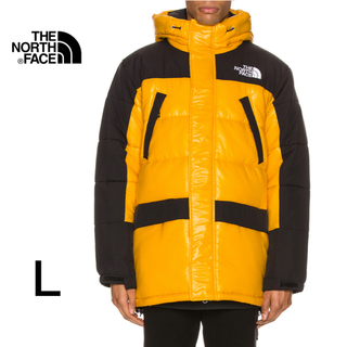 THE NORTH FACE - THE NORTH FACE HMLYN INSULATED PARKA GLD