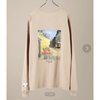 FREAK'S STORE - 別注アートロングスリーブTシャツ