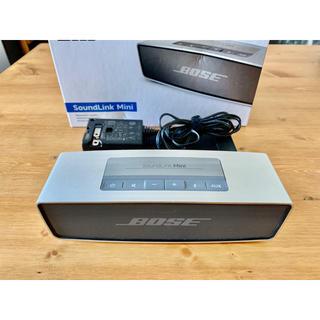 BOSE - BOSE SoundLink Mini Bluetooth スピーカー
