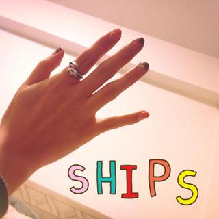シップス(SHIPS)のSHIPSリング♡(リング(指輪))