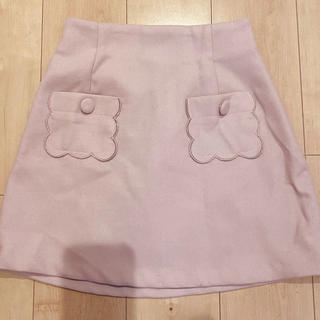 Ank Rouge 台形スカート