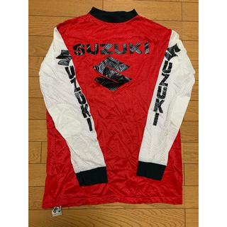 ビームス(BEAMS)の80'S スズキ モーターサイクルジャージ SUZUKI(Tシャツ/カットソー(半袖/袖なし))