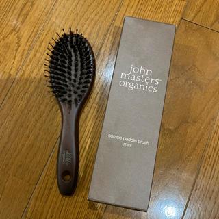 John Masters Organics - ジョンマスター コンボパドルブラシ ミニ