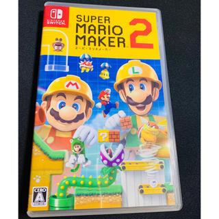 ニンテンドースイッチ(Nintendo Switch)のスーパー マリオメーカー2 Switch ニンテンドースイッチソフト(家庭用ゲームソフト)