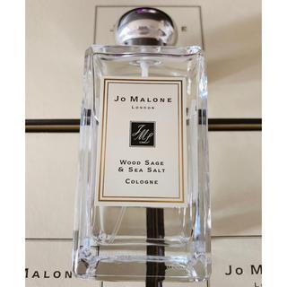 ジョーマローン(Jo Malone)のジョーマローン ウッドセージ&シーソルト100mlコロン(ユニセックス)