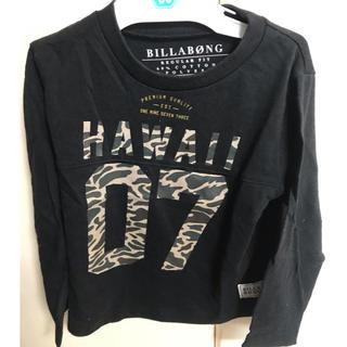 ビラボン(billabong)のビラボン 長袖T 110センチ(Tシャツ/カットソー)