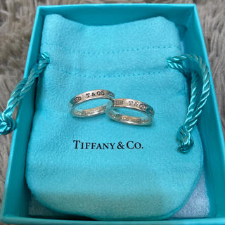 Tiffany & Co. - Tiffany ナローリング#11 1837