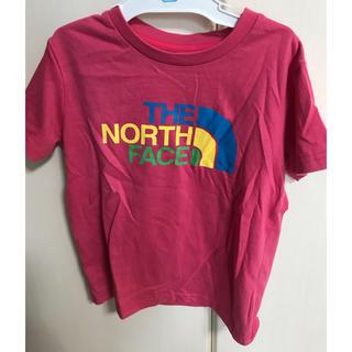 ザノースフェイス(THE NORTH FACE)のノース 半袖T  120センチ(Tシャツ/カットソー)