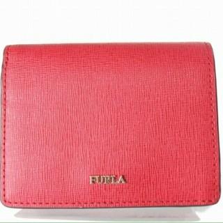フルラ(Furla)の超美品 フルラ FRULA レザーミニ財布(財布)