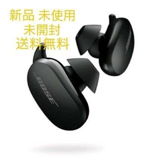 BOSE - BOSE  QC Earbuds ブラック 新品 未使用 未開封 送料無料