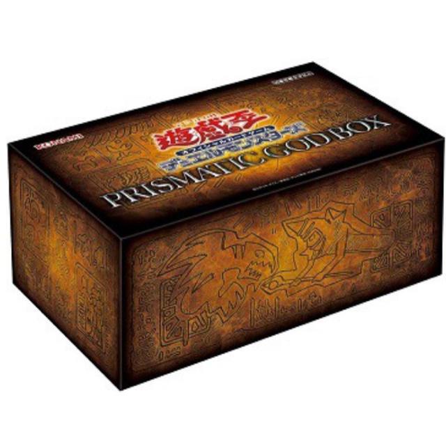 KONAMI(コナミ)の残り11box‼️ 遊戯王 PRISMATIC GOD BOX  エンタメ/ホビーのトレーディングカード(シングルカード)の商品写真