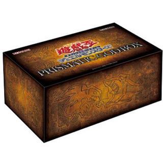 残り11box‼️ 遊戯王 PRISMATIC GOD BOX