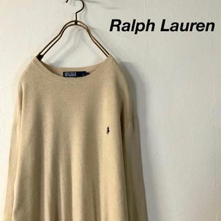 POLO RALPH LAUREN - POLO by Ralph Lauren  ラウンドネック コットンニット