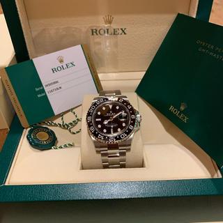 ROLEX - GMTマスター2 116710LN