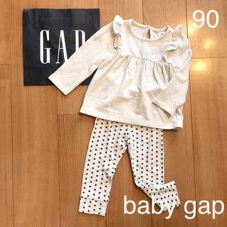 babyGAP - 90サイズ女の子 秋冬追加1