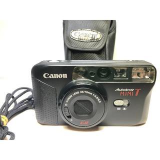 キヤノン(Canon)のあんこ様専用 Canon Autoboy MINI T 38-70mm(フィルムカメラ)