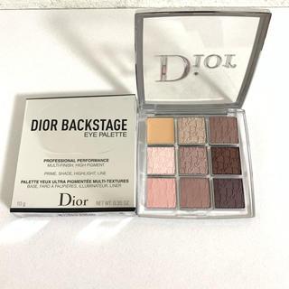 Dior - ディオール バックステージ アイシャドウ アイパレット 002