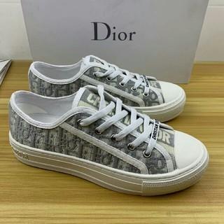 Dior - Dior ディオール ロゴ B23 スニーカー27.5cm