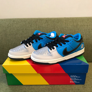 NIKE - INSTANT × NIKE SB DUNK LOW 25.5cm