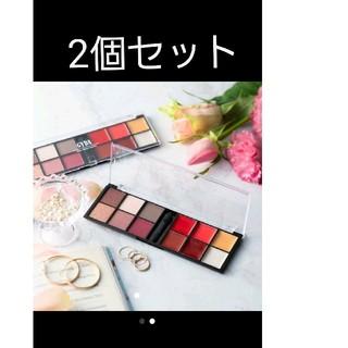 【2個セット】Popteen × GYDA12色 マルチパーフェクトパレット