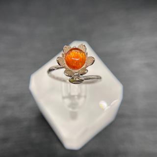 ルチャルクォーツ   リング 天然石(リング(指輪))