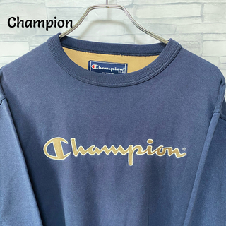 Champion - 【Champion】☆人気☆ ボックスロゴトレーナー
