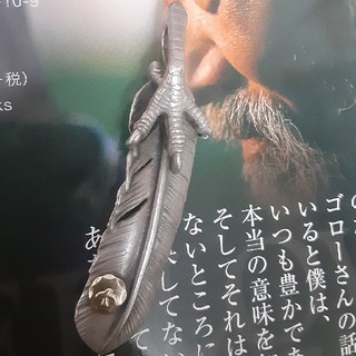 goro's - ゴローズ goro's  フェザー