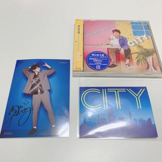 西山宏太朗 ミニアルバム CITY 通常版 CD