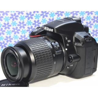 ニコン(Nikon)のWi-Fi機能搭載❤️Nikon D5300❤️高画質❤️おすすめ一眼レフ❤(デジタル一眼)