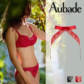Aubade  ブラ&ショーツ セット Ivresse Byzantine(ブラ&ショーツセット)