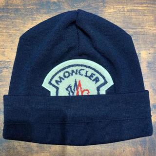 モンクレール(MONCLER)のモンクレール❤︎ ニット帽 ニットキャップ ビーニー(ニット帽/ビーニー)