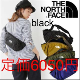 THE NORTH FACE - 【未開封新品】ノースフェイス ボディバッグ 3L ブラック ユニセックス