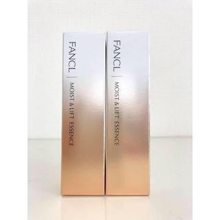 FANCL - ファンケル M&L エッセンス 美容液 18ml×2本セット 新品(箱付き発送)