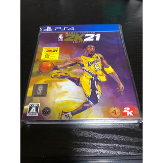 PlayStation4 - PS4 2K21 mamba forever edition kobe