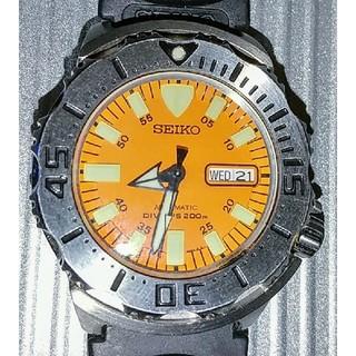 セイコー(SEIKO)のSEIKO オレンジモンスター(腕時計(アナログ))
