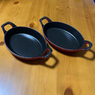 ストウブ(STAUB)のストウブ スタッカブルディッシュ   21cm(調理道具/製菓道具)